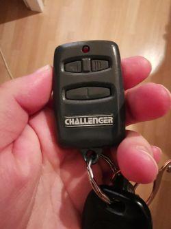 Toyota Corolla e12 2002 - Alarm Challenger nie działa pilot