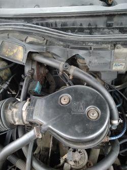 Opel Astra f 1.6 8v - Nie pali na gazie