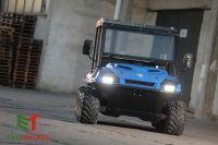 [Sprzedam] Wszędołaz ATV amfibia Tinger Armor W8