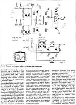 Sonda różnicowa +/-450V 20MHz do oscyloskopu