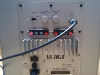 Subwoofer ELTAX EA-SW20 wymiana głośnika
