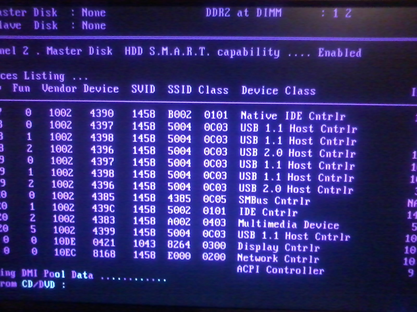 GeForce 8500 GT - Zawiesz si� komputer i sterownik przestaje dzia�a�.