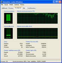 Wysokie użycie procesora do 100%