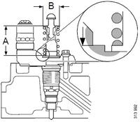 SCANIA R500 - Regulacja pompowtryskiwaczy