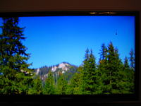 samsung - plamka na matrycy tv - reklmacja