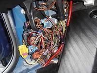 VW PASSAT B5 - Oświetlenie tablicy rejestracyjnej