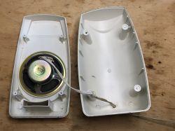 Stare głośniki komputerowe Media Tech Amplified Speaker System [schemat]