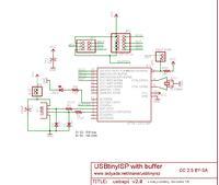 Programator USBasp dla procesorów z rodziny AVR