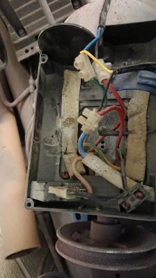 Rozkodowanie Tabliczki znamionowej Silnika - kondensatory ( rozruchowy i pracy )