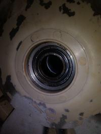 Whirlpool AWO/D 4320/P - Wymiana łożysk w zbiorniku zgrzewanym