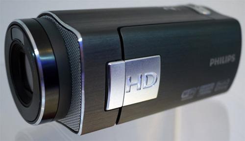 Philips HD ESee cyfrowa kamera HD z audio zoomem i WiFi
