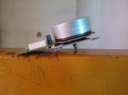 sterownik BLDC ( z wkretarki minolta DHP484RFJ) sterowany mikrokontrolerem