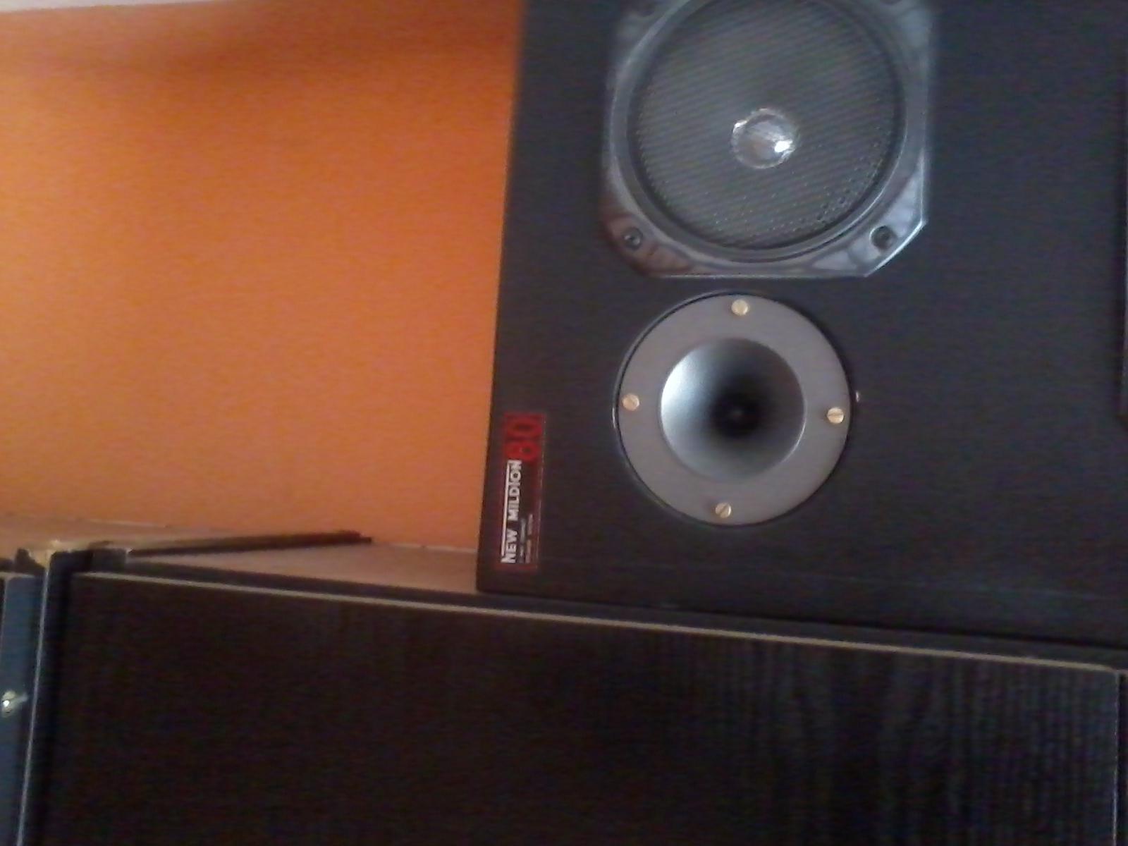 Tonsil ZGN 120 - 8 - 513 i radmor 5102+gramofon tsuba pl 731 czyli Bernard