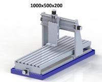 [Sprzedam] Projekty frezarek CNC, tokarka CNC
