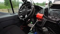 Roboty testuj� wytrzyma�o�� samochod�w Forda