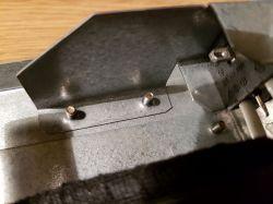 Dziurawienie i gwintowanie blachy 0.5~1mm