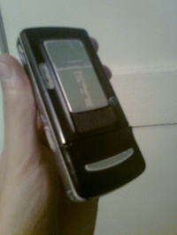 Pytanie do serwisantów GSM - Stary Sony Ericsson