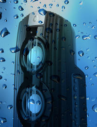 G-GO bezprzewodowe, wodoodporne głośniki z bluetooth