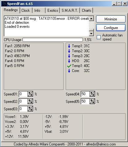 komputer sie wiesza... napięcia ujemne na zasilaczu (Deer 250W) pomiar