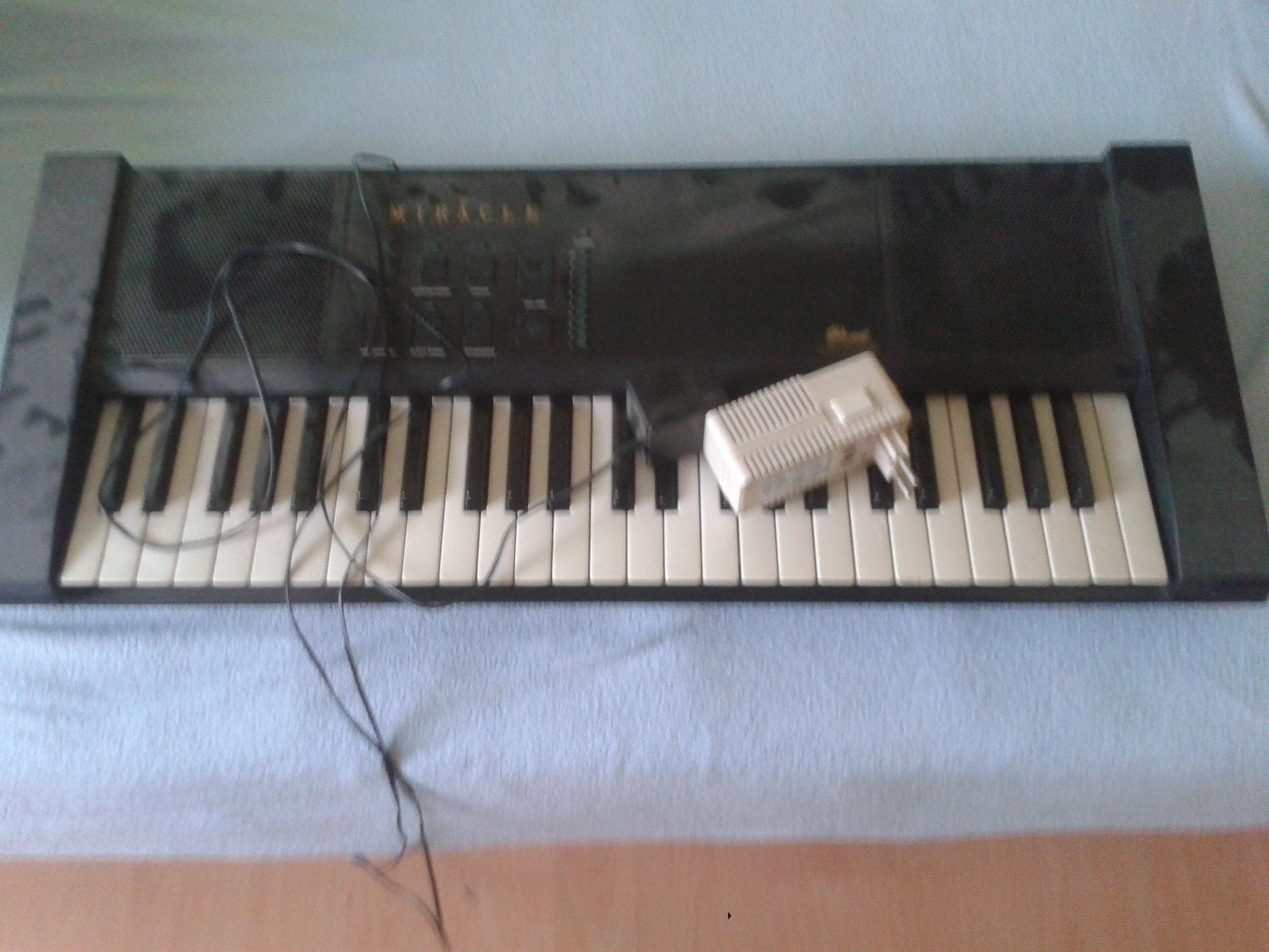 Miracle/pianino akustyczne/ Pod��czenie do komputera