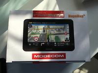 Nawigacja GPS Modecom SX2 - krótki test i recenzja