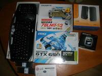 [Sprzedam] AMD PhenomII Quad /8GB/500GB/GTX650 1GB w całości lub na części