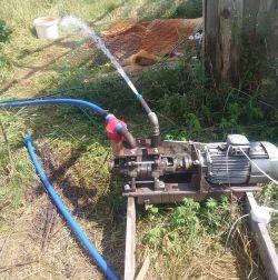 motour parel HUKC-100 - Silnik prądu stałego + panele słoneczne