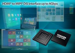 Pierwszy konwerter sygna�u z HDMI na MIPI DSI