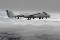 Firebird - samolot rozpoznawczy opcjonalnie pilotowany