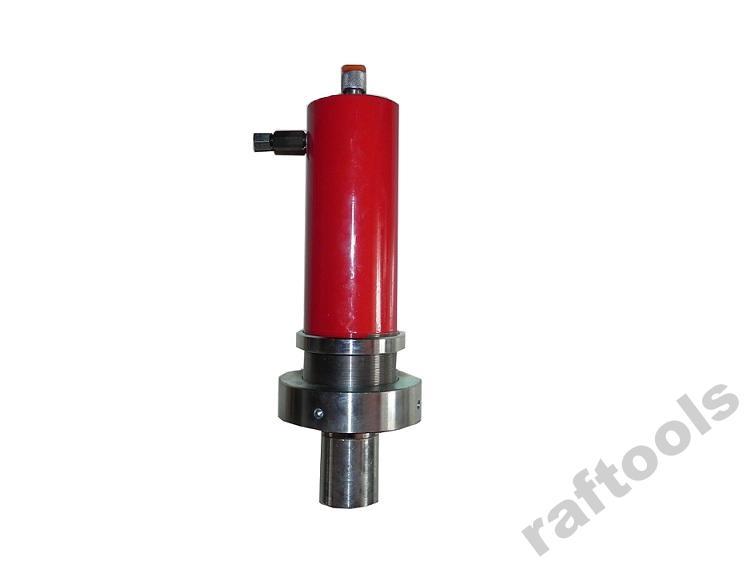 Prasa Hydrauliczna (W�asna konstrukcja) 30T si�ownik