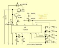 Zastosowanie układów scalonych TC9148-9150 do zdalnego sterowania sprzętem RTV