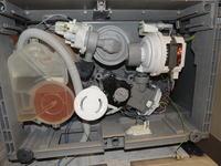 Zmywarka Bosch Silence 3in1 - Nie pobiera wody - prawdopodobnie zatkała się