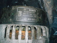 Alternator Bosch od czego?