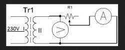 Obciążenie aktywne do badania mocy transformatorów