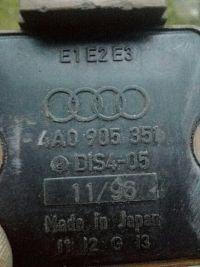 Audi a6 c4 2.8 v6 AAH - Brak iskry, moduł zapłonowy