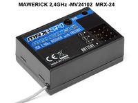 Maverick Strada XT Evo S - automatyczne przyspieszanie modelu RC 2,4 GHz