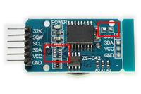 Podłączenie zegara czasu rzeczywistego na I2C do Raspberry Pi