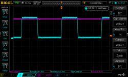 Szybki detektor szczytowy do pomiaru amplitudy impulsów sygnału PPM