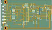 [Eagle] Sprawdzenie schematu, sugestia, STK200