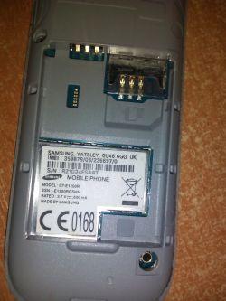 Samsung GT-E1200R - Samsung GT-E1200 kod blokady
