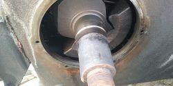 Es 15 - Przegrzanie silnika