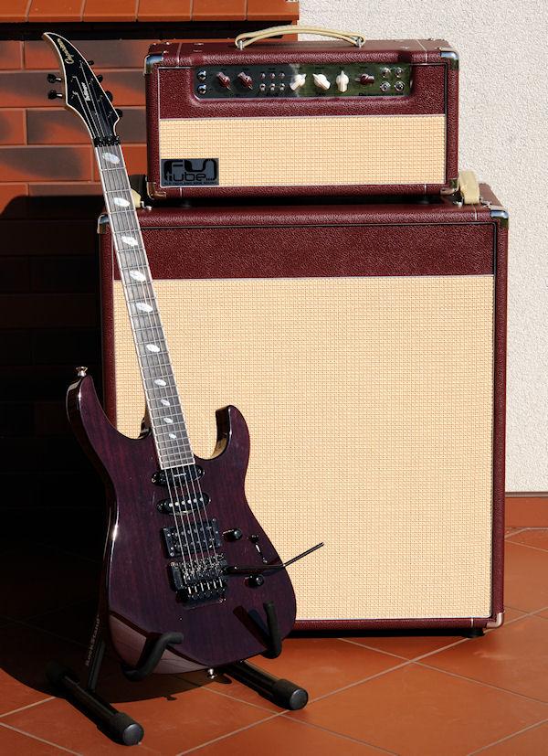 """Piec do gitary 60W """"Chameleon"""""""