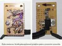 Automatyczny wyłącznik rozrusznika z czujnikiem Halla