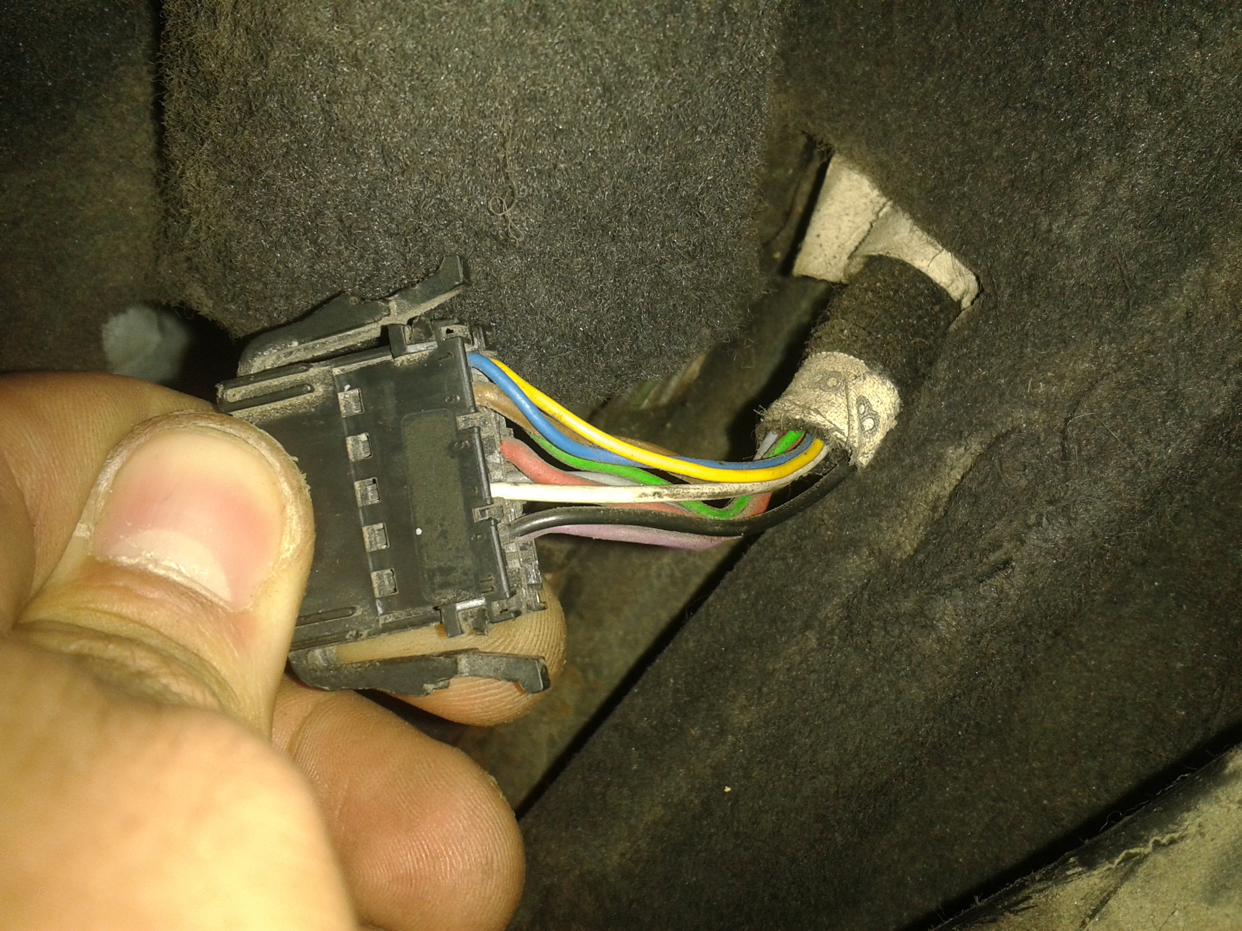 Vw Bora Dosłowny Brak Oświetlenia Bagażnika Elektrodapl