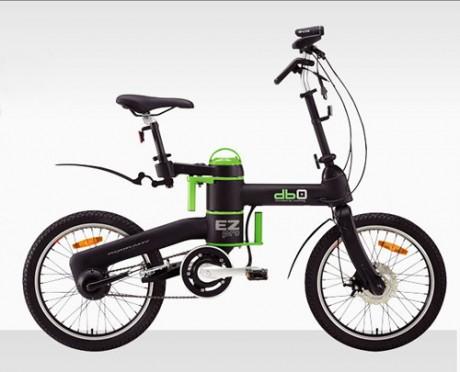 """db0-3.0 - elektryczny rower/""""składak"""" już dostępny w sprzedaży"""