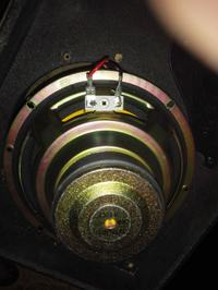 Wzmacniacz Voice Kraft VK 5500 a czterożyłowe głośniki od wieży Panasonic AK44