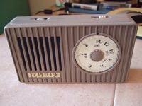 nowe... stare unikatowe radio PIONIER !