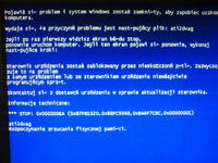 Błąd instalacji sterowników karty radeon hd3870 x2