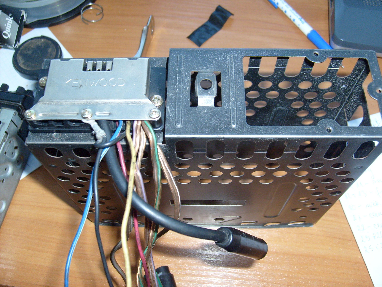 KENWOOD KRC-352D - jak podłączyć przewody? - elektroda.pl