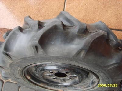 Ciagniczek sam z silnikiem wsk 125